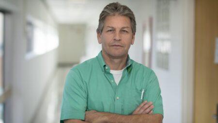 Doug Bayliss, Chair of Pharmacology