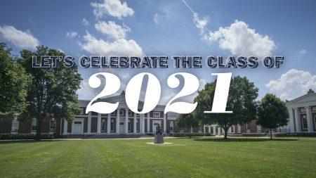 2021 UVA Graduation Image